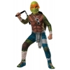 Teenage Mutant Ninja Turtle Movie Dlx Michelangelo Adult Costume